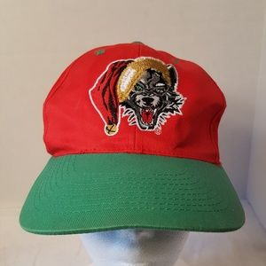 Other - Chicago Wolves Christmas Cap